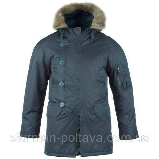 678e60dc Куртка Аляска «N3B», Teflon® by DuPont™ цвет синий Германия: продажа ...