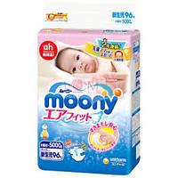 Moony Подгузники Air Fit NB 0-5 кг, 96 шт (Disney)