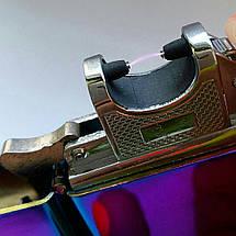 Usb импульсная зажигалка Usmivka fighter, фото 3