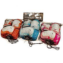 Набор защиты (наколенники, налокотники, перчатки)  P01