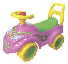 Машинка-каталка Технок Принцесса (0793)