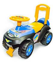 Машинка-каталка Автошка с музыкальным рулем (013117) Фламинго Тойс