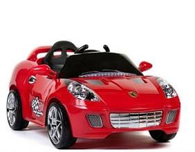 Электромобиль на радиоуправлении  Baby Tilly Ferrari BT-BOC-0061 RED легковая на р.у. 6V7Ah