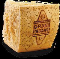 Твердый сыр Grana Padano (Италия)