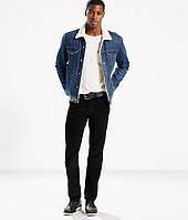 Вельветовые брюки Levis 505 - Black