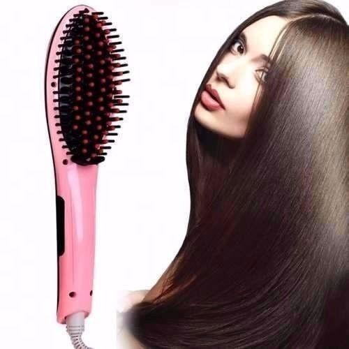 Автоматическая расческа выпрямитель Hair Brush Straightening Dt-9903