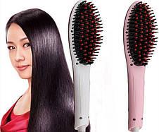 Автоматическая расческа выпрямитель Hair Brush Straightening Dt-9903, фото 2