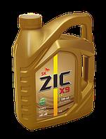 Моторное масло ZIC  X9 LS 5W-40 Diesel 4л.( Ю.Корея)