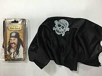 Повязка бандана пирата в кульке 18,5*10,5