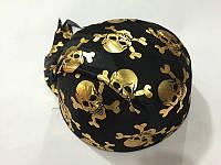 Шляпа бандана пирата 20*19см (в ассортименте)