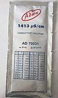 Калібрувальний розчин ADWA AD70031 для ЄС-метрів 1413 μs/CM. Угорщина. 20 ml