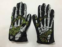 Прикол перчатки монстра резиновые 23*12см