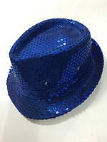 Шляпа светящаяся 28*23см в ассортименте