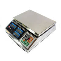 Торговые весы Domotec MS-968