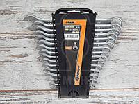 Набор ключей комбинированных Miol 51-713 15 шт