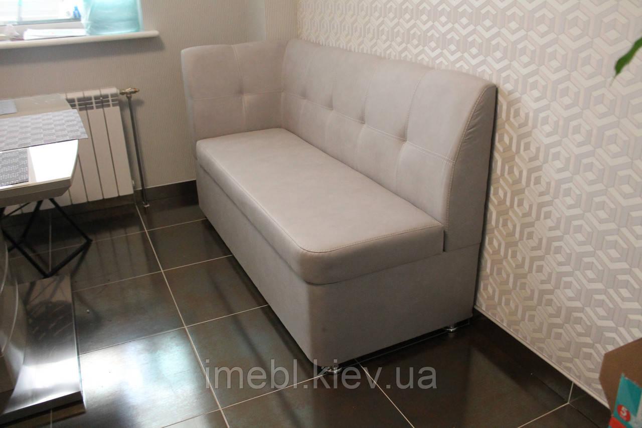 Мягкая мебель на кухню компактного размера