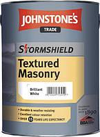 Фасадная краска Johnstones Stormshield Textured Masonry 5л