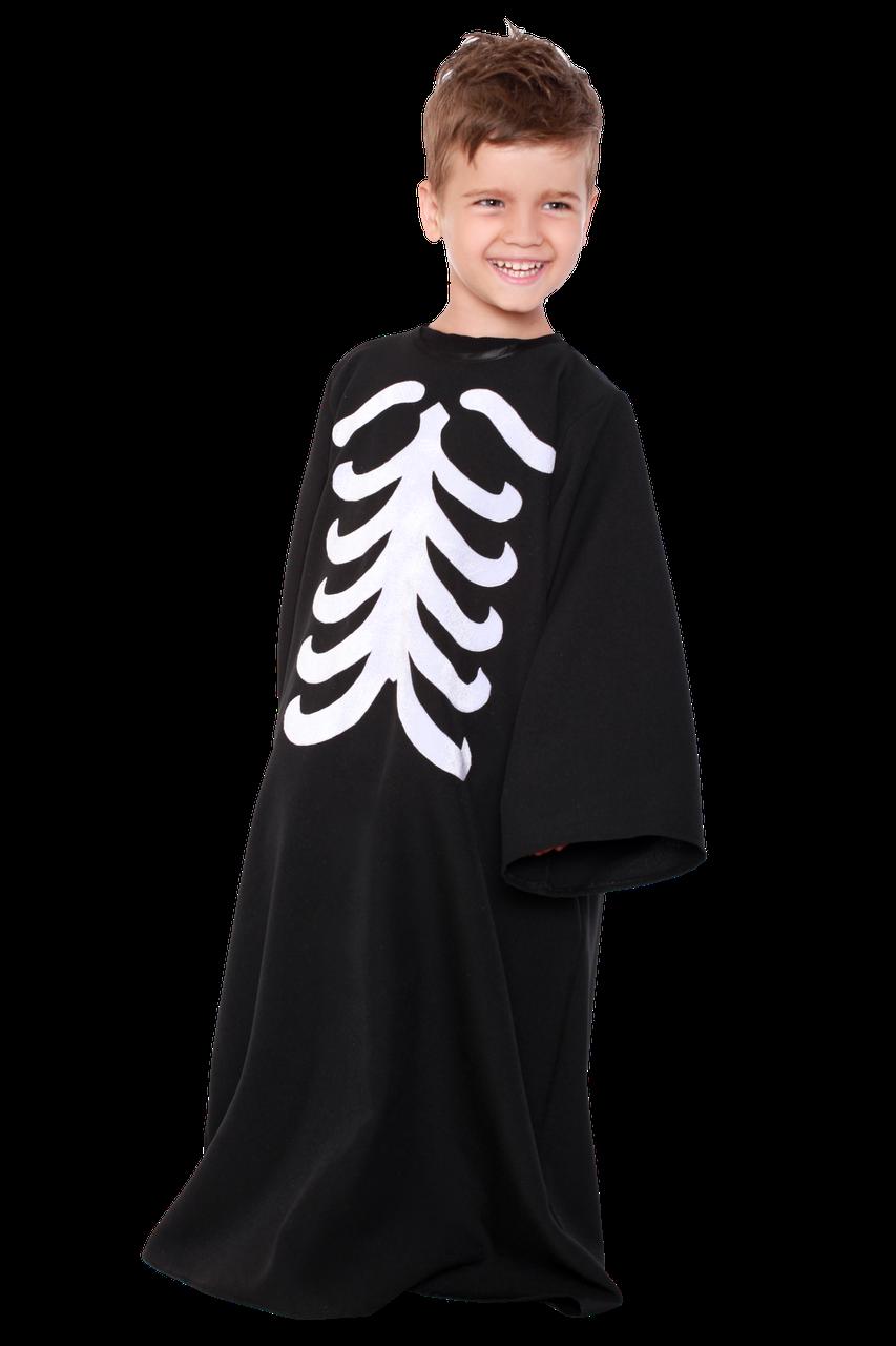 Детский карнавальный костюм Скелет