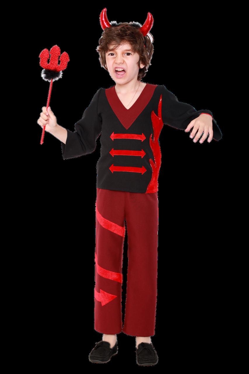 Детский карнавальный костюм Чертенок
