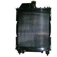 Радиатор водяного охлаждения МТЗ латунный