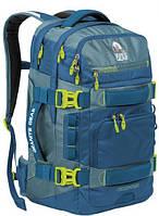 Рюкзак для поездок36 л. Granite Gear Cross Trek 36 Bleumine/Blue Frost/Neolime 924111, синий/салатовый