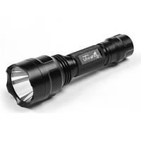 Фонарик светодиодный UltraFire C8 XM-L-T6, 1300 люмен, фото 1