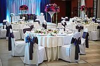 Чехлы на стул свадебные