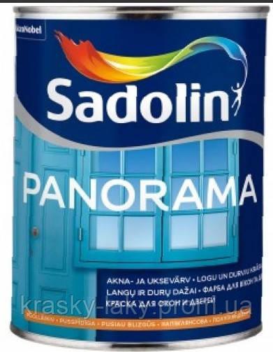 Краска Sadolin Panorama для окон и дверей, 2.5 л