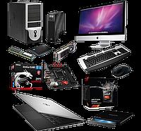 Ноутбуки, планшеты, компьютеры и аксессуары к ним