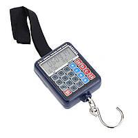 Весы-кантер DG-06 ( 6 в 1 ) со встроенным калькулятором, пересчет стоимости, тарирование, термометр, часы