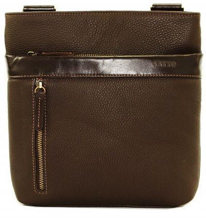 Мужская сумка из кожи VATTO MK13.1 F7KAZ400 коричневый