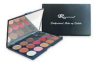 Набор кремовых теней для век и пудра для бровей Relouis 15 Colors, P13