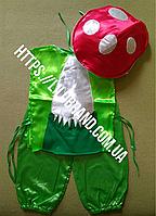 Детский костюм Гриб Мухомор