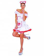Карнавальный костюм медсестры секси (размеры 38, 42)
