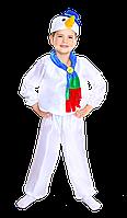 Детский карнавальный костюм Снеговик