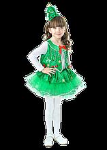Детский карнавальный костюм Елочка