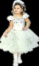 Дитячий карнавальний костюм Сніжинка Візерунок