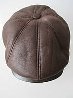 Мужская кепка восьмиклинка на меху., фото 1
