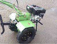 Мотоблок Bizon 1100S (C) 7 л.с редукторный бензиновый +фреза и колеса