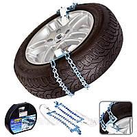 Цепи на колеса противоскользящие антибукс  NLE-34 R13-14-15-16 (в пластиковом боксе) Vitol