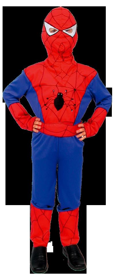 Дитячий карнавальний костюм Людина-Павук