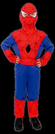 Дитячий карнавальний костюм Людина-Павук, фото 2