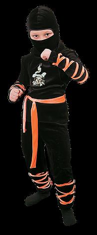 Детский карнавальный костюм Ниндзя, фото 2