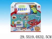 Кассовый аппарат LS820A23-1 (1504260) св,зв,табло,тележ,карт,скан,аксесс