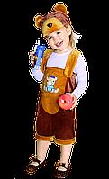 Детский карнавальный костюм Мишка