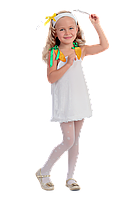 Детский карнавальный костюм Зайчик-девочка