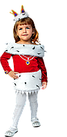 Детский карнавальный костюм Королева маленькая