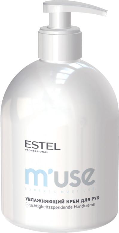Зволожуючий крем для рук M'USE, ESTEL. Об`єм: 475 мл.