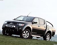 Чехлы Автомобильные Mitsubishi L 200 с 2006-16 Nika