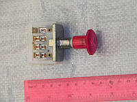 Выключатель аварийной сигнализации - 8 контактов 24в - ВК 422 Камаз,Маз,Зил